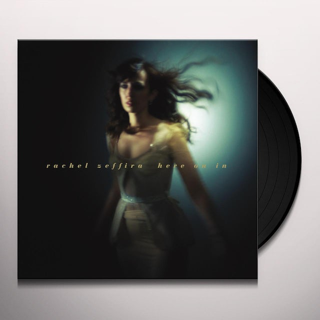 Rachel Zeffira HERE ON IN Vinyl Record