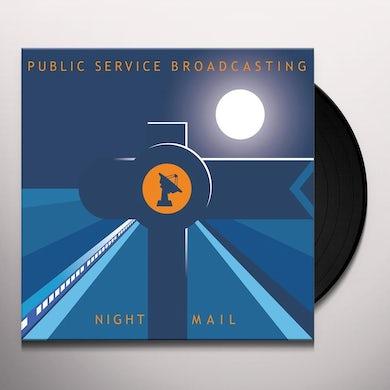 Public Service Broadcasting NIGHT MAIL Vinyl Record