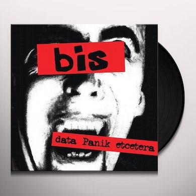 BIS DATA PANIK ETCETERA Vinyl Record
