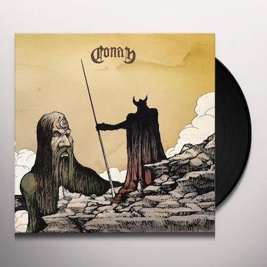 Conan MONNOS Vinyl Record