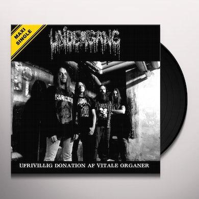 UFRIVILLIG DONATION AF VITALE ORGANER Vinyl Record