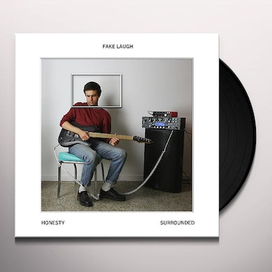 Fake Laugh HONESTY / SURROUNDED Vinyl Record