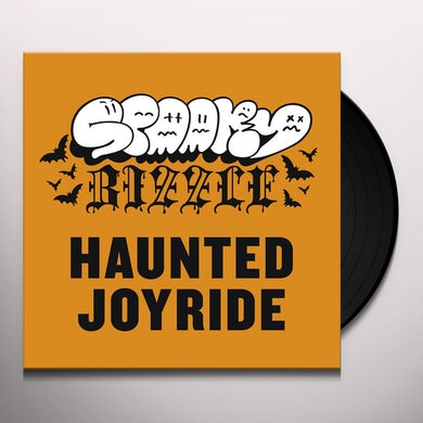Spooky Bizzle HAUNTED JOYRIDE Vinyl Record