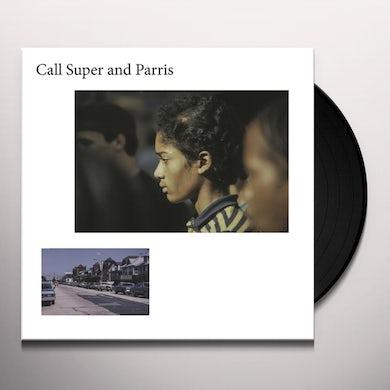 Call Super & Parris CANUFEELTHESUNONYRBACK Vinyl Record