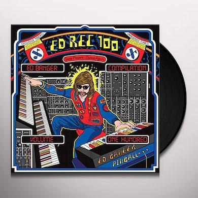 Ed Banger ED REC VOL 100 Vinyl Record