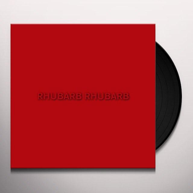 The Voyeurs RHUBARB RHUBARB Vinyl Record