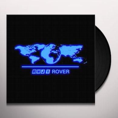 Royce Wood Junior ROVER EP Vinyl Record