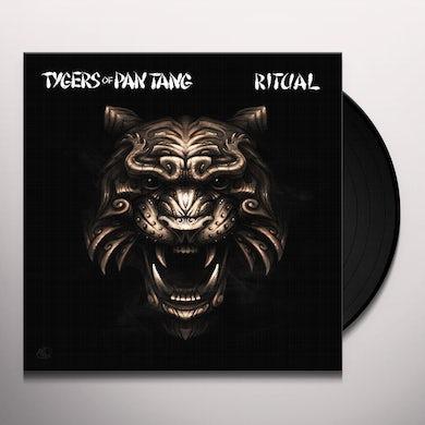 Tygers Of Pan Tang RITUAL Vinyl Record