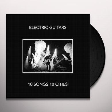10 SONGS 10 CITIES Vinyl Record