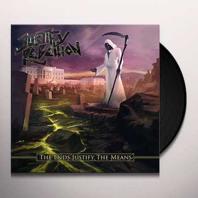 ENDS JUSTIFY THE MEANS Vinyl Record