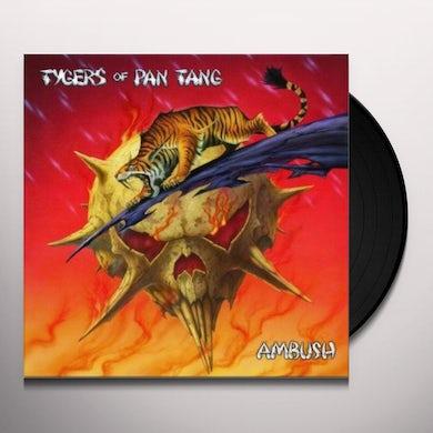 Tygers Of Pan Tang AMBUSH Vinyl Record