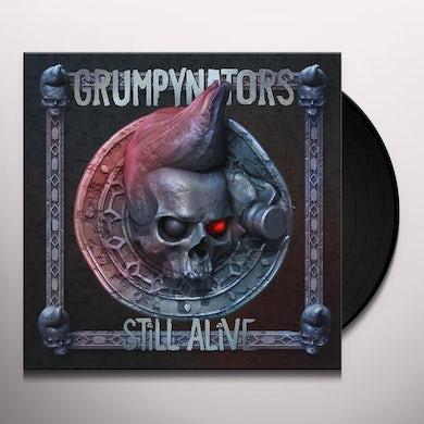 Grumpynators STILL ALIVE Vinyl Record