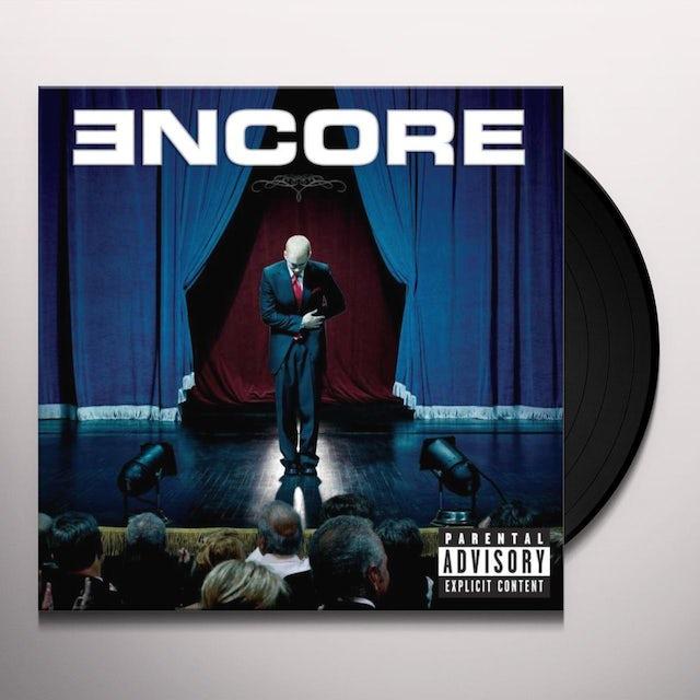 Eminem ENCORE Vinyl Record
