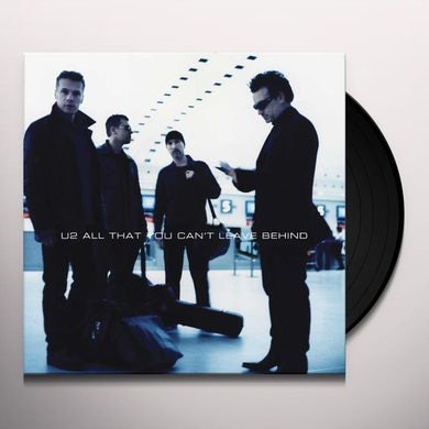 U2 All That You Can't Leave Behind - 20th Anniversary (11LP Super Deluxe Box Set) Vinyl Record