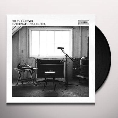 Billy Raffoul INTERNATIONAL HOTEL Vinyl Record