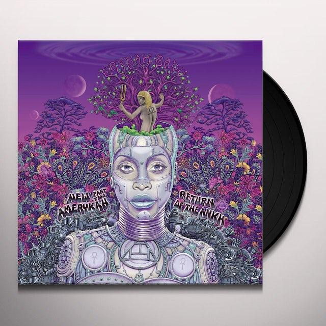 Erykah Badu NEW AMERYKAH PART TWO: RETURN OF THE ANKH Vinyl Record