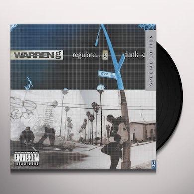 Warren G. Regulate...G Funk Era (2 LP)(20th Anniversary Edition)(Explici Vinyl Record