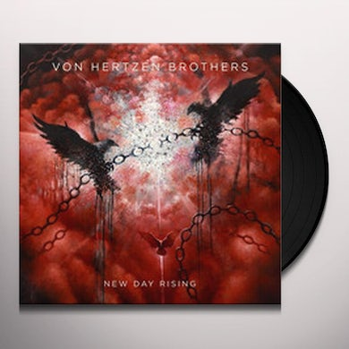 Von Hertzen Brothers NEW DAY RISING Vinyl Record