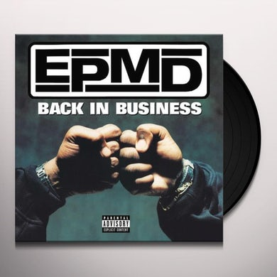 BACK IN BUSINESS Vinyl Record