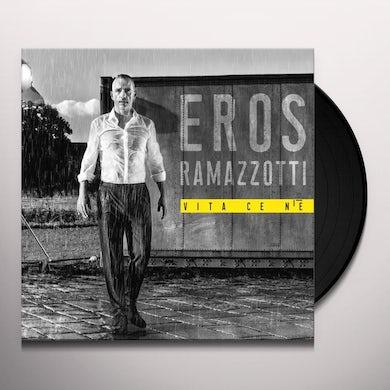 Eros Ramazzotti VITA CE N'E Vinyl Record