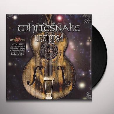 Whitesnake Unzipped Vinyl Record