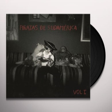 El Guincho PIRATAS DE SUDAMERICA Vinyl Record - Australia Release