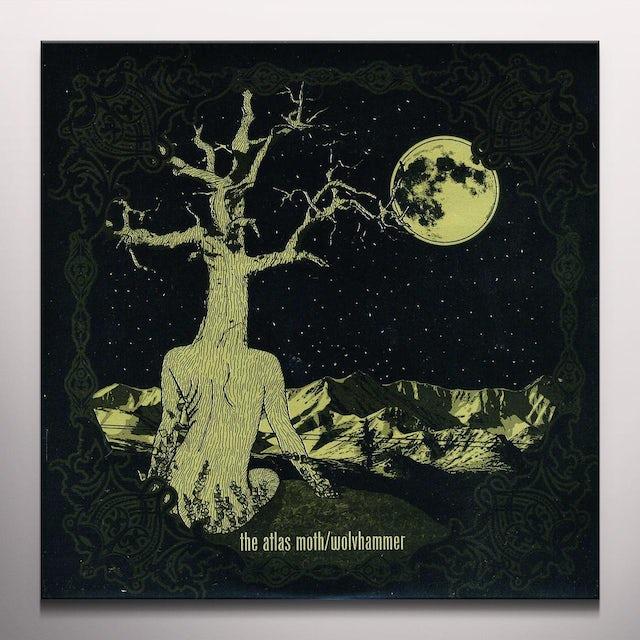 Atlas Moth / Wolvhammer SPLIT Vinyl Record