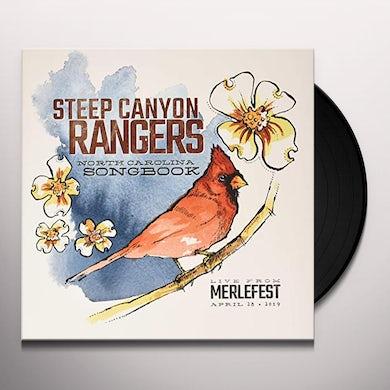 Steep Canyon Rangers RSD-north carolina songbook (tri-color vinyl) Vinyl Record