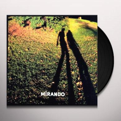 Ratatat MIRANDO Vinyl Record