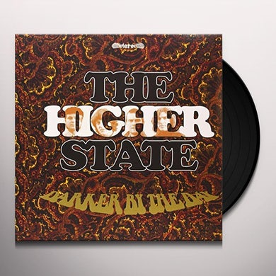 Higher State DARKER BY THE DAY Vinyl Record