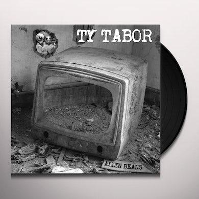 Ty Tabor ALIEN BEANS Vinyl Record