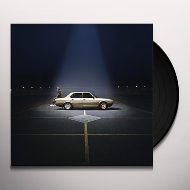 THERE'S A NIGHTCLUB INSIDE MY HEAD (SOLID IVORY) Vinyl Record