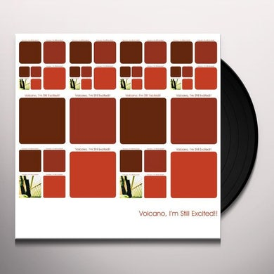 Volcano, I'm Still Excited!! Vinyl Record - 180 Gram Pressing