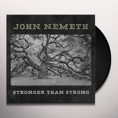 STRONGER THAN STRONG Vinyl Record