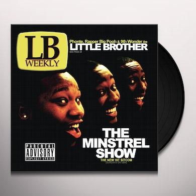 Little Brother MINSTREL SHOW Vinyl Record