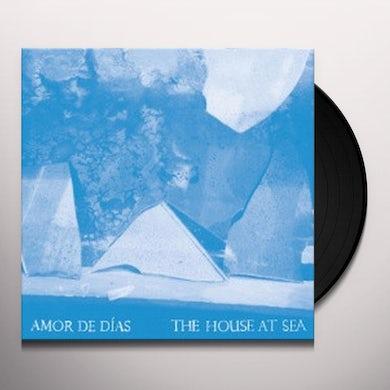 Amor De Dias HOUSE AT SEA Vinyl Record