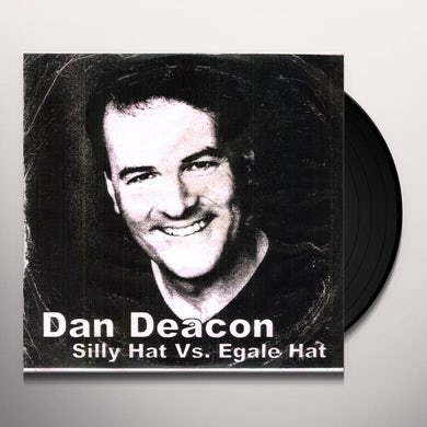 Dan Deacon SILLY HAT VS EGALE HAT Vinyl Record