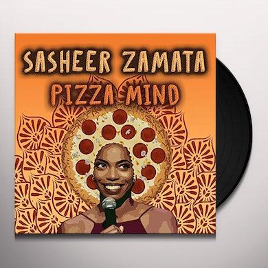 Sasheer Zamata PIZZA MIND Vinyl Record
