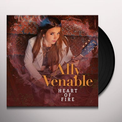 HEART OF FIRE Vinyl Record