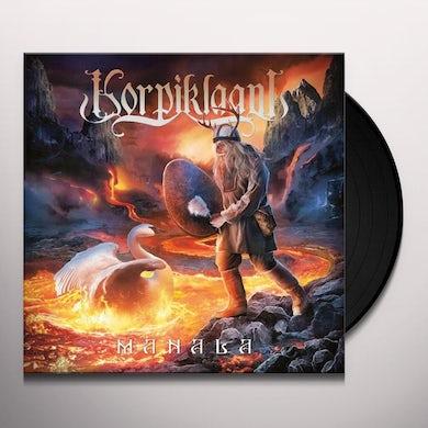 Korpiklaani MANALA Vinyl Record
