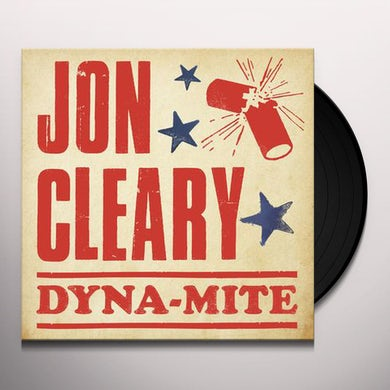 Jon Cleary DYNA-MITE Vinyl Record