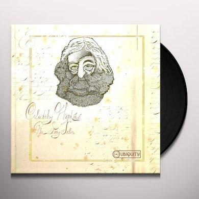 Clutchy Hopkins STORYTELLER Vinyl Record
