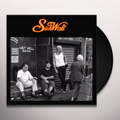 SICKWALT GET WELL SOON Vinyl Record