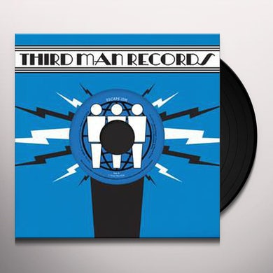 Escape-Ism CRIME WAVE ROCK / BODYSNATCHER Vinyl Record