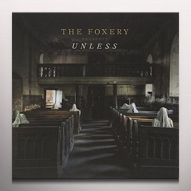 FOXERY UNLESS Vinyl Record