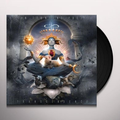 Devin Townsend Project TRANSCENDENCE Vinyl Record