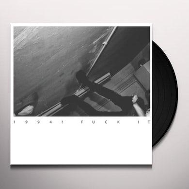 1994 FUCK IT Vinyl Record