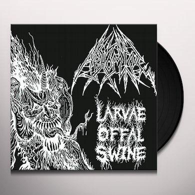 ABHOMINE LARVAE OFFAL SWARM Vinyl Record