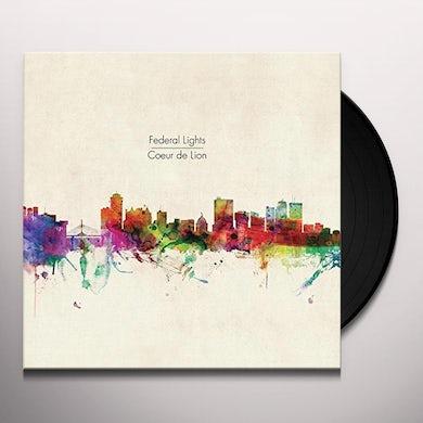 FEDERAL LIGHTS COEUR DE LION Vinyl Record