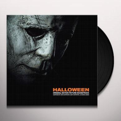 John Carpenter HALLOWEEN - Original Soundtrack Vinyl Record